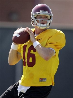 Mitch mustain usc